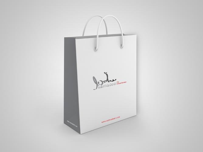 Salmadeel - Bag