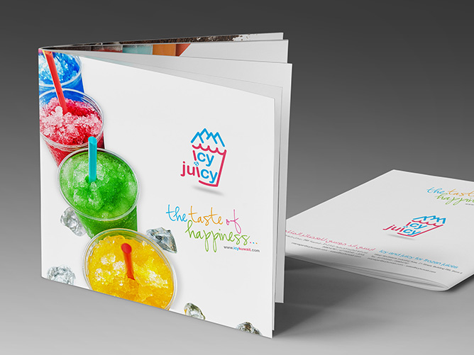 icy & juicy Brochure